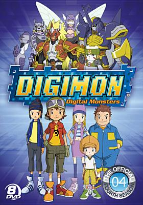 DIGIMON FRONTIER:COMPLETE FOURTH SSN BY DIGIMON (DVD)